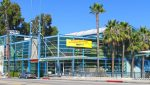 Exterior View of Retail Creative Space for Lease at 5965 Washington Blvd, Culver City, CA 90232