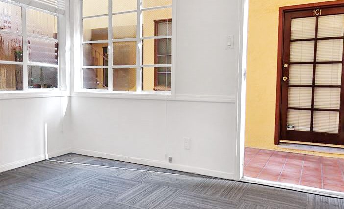 Interior Office Space For Lease View from Par Commercial Brokerage - 1513 6th Street #103, Santa Monica, CA 90401