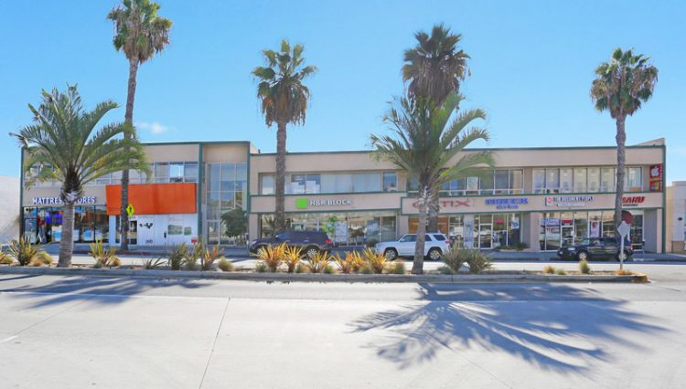 Street View of Office Space For Lease at 2932 Wilshire Boulevard, Santa Monica CA 90404