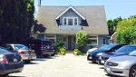 Exterior Parking Lot View of Sold Creative Office Space at 1930 11th Street, Santa Monica, CA 90404