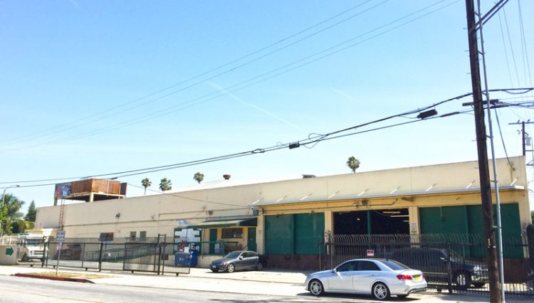 Par Commercial Brokerage - 420 East Hyde Park Boulevard, Inglewood, CA 90302