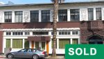 Street and Facade View of Prime Retail Space Sold at 312 Wilshire Boulevard, Santa Monica, CA 90401
