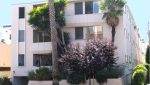 Street and Facade View of 15 Unit Apartment Building at 1114 6th Street, Santa Monica, CA 90403