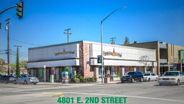Par Commercial Brokerage - 4801 E. 2nd Street, Belmont Shore, CA 90803