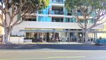 Street and Facade View of Gym or Office Space For Lease at 1241 5th Street, Santa Monica, CA 90401