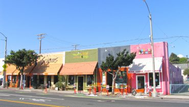 Par Commercial Brokerage - 2309 Main Street, Santa Monica, CA 90405
