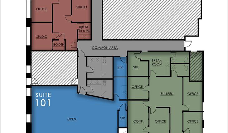 Par Commercial Brokerage - 12654-12658 W. Washington Boulevard, Suite 103, Los Angeles, CA 90066