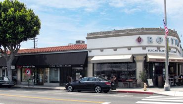 Par Commercial Brokerage - 929 Montana Avenue, Santa Monica, CA 90403