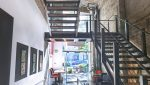 Entryway Staircase View of Creative Office Space For Lease - Par Commercial Brokerage - 9421 Culver Boulevard, Culver City, CA 90232