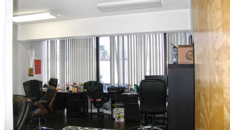 Interior Office Space View of Creative Office Space For Lease at 2315 Westwood Boulevard, Los Angeles, CA 90064