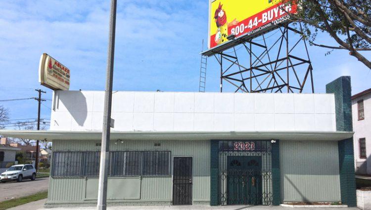Par Commercial Brokerage - 2323 W. Florence Avenue, Los Angeles, CA 90043