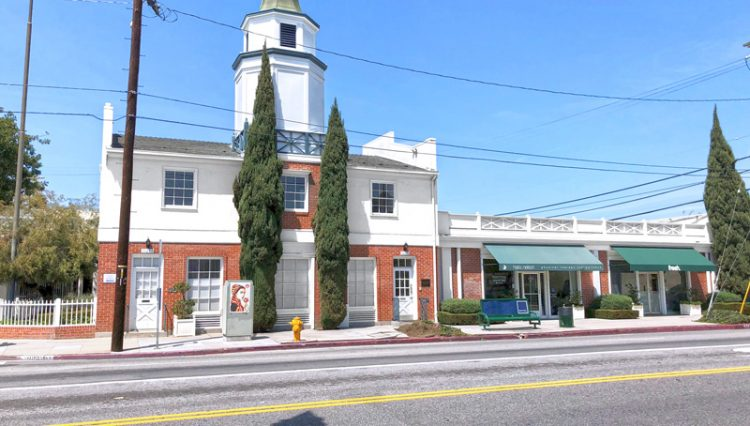 Par Commercial Brokerage - 11687 National Boulevard, Los Angeles, CA 90064