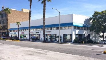 Street View of Office and Retail Space for Lease - Par Commercial Brokerage - 2116 Wilshire Boulevard, Suite 230, Santa Monica, CA 90403