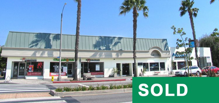Street View of Business Sold at 2624 to 2636 Wilshire Boulevard, Santa Monica, CA 90403
