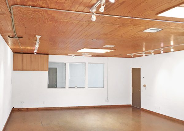 Interior View of Retail Office Space For Lease at 1323 Lincoln Blvd, Santa Monica, CA 90401
