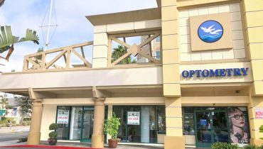 Exterior View of Retail Medical Space For Lease at 590 Washington Boulevard, Marina Del Rey, CA 90292