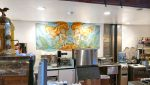 Service Counter View of Restaurant Space for Lease at 356 7th Street, San Pedro, CA 90731