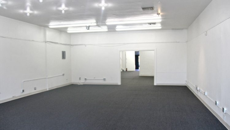Interior View of Retail Space For Lease at 3103 Pico Boulevard, Santa Monica, CA 90405