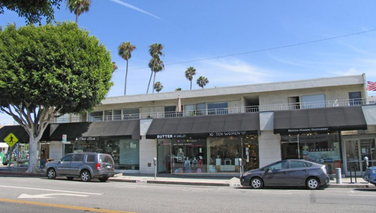 Par Commercial Brokerage -1124 Montana Avenue, Santa Monica, CA 90403