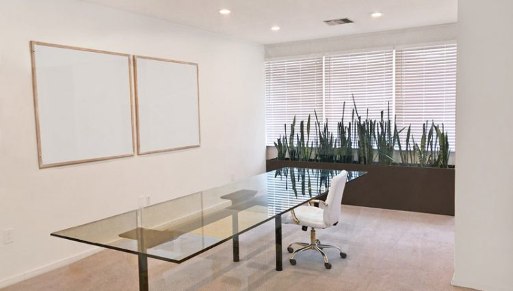 Interior Meeting Room View of Office Retail Space For Lease at 444 Washington Boulevard, Marina Del Rey, CA 90292