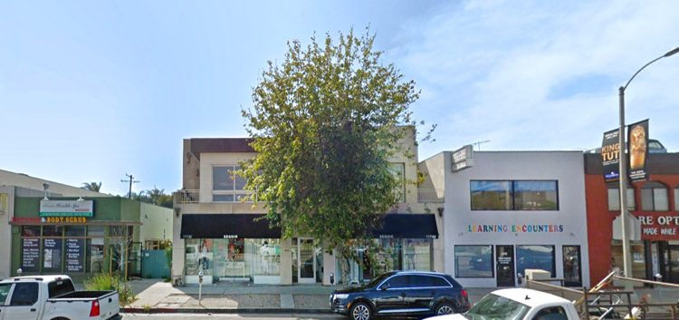 Par Commercial Brokerage - 11732 Pico Boulevard, Los Angeles, CA 90064