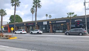 Street View of Retail Space for Lease at 1124 Wilshire Boulevard, Santa Monica, CA 90401