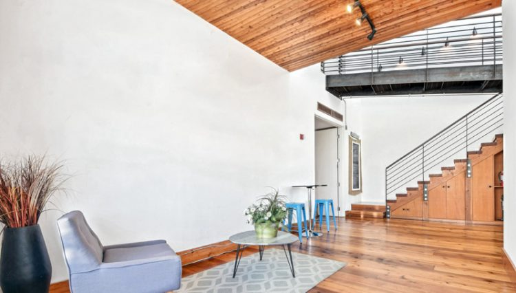 Interior Lobby View of Penthouse Office Space for Lease at 321 Santa Monica Boulevard, Unit 300, Santa Monica, CA 90401