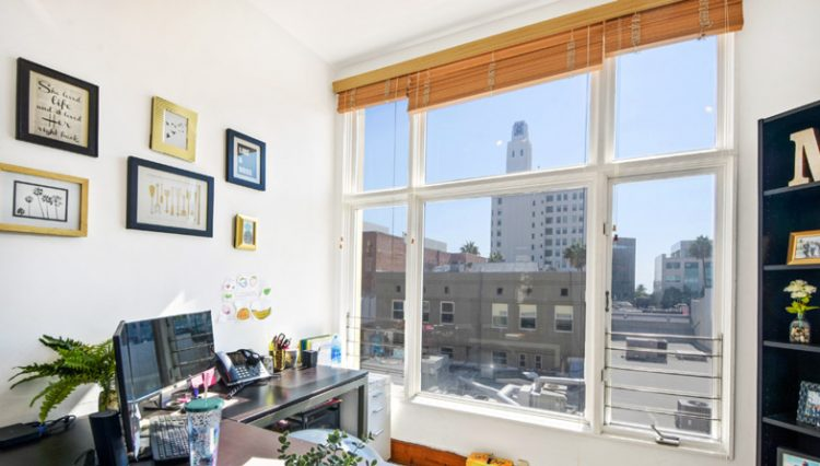 Interior Office View of Penthouse Office Space for Lease at 321 Santa Monica Boulevard, Unit 300, Santa Monica, CA 90401
