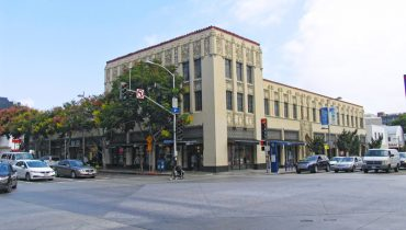 Street View of Retail Space for Lease at 410 Broadway, Santa Monica, CA 90401
