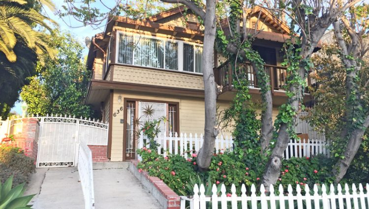 Street View of 4 Unit Apartment Building For Sale at 636 North Virgil Avenue, Los Angeles, CA 90004