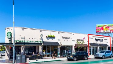 Street View of Retail Space For Lease at 5265 E. 2nd Street, Belmont Shore, Long Beach, CA 90803