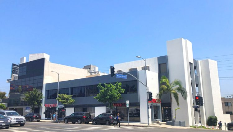 Par Commercial Brokerage - 1650 Westwood Boulevard, Los Angeles, CA 90024