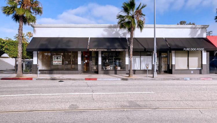 10844 & 10846 Washington Boulevard, Culver City, CA 90232