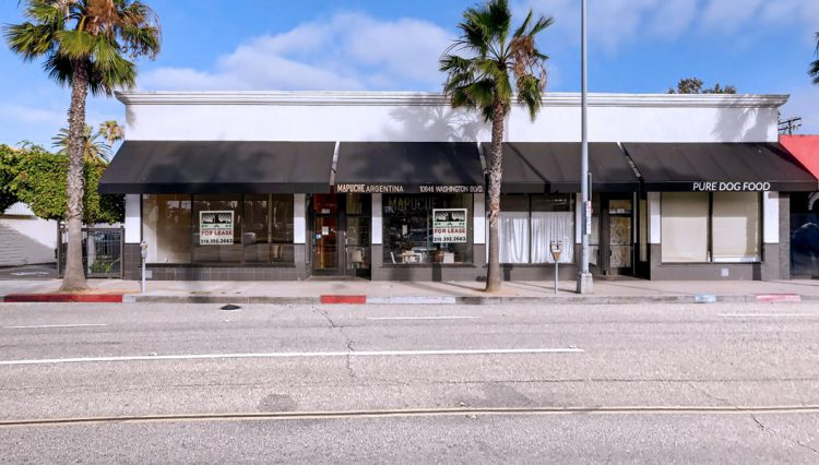 10844 & 10846 Washington Boulevard, Culver City, CA 90232