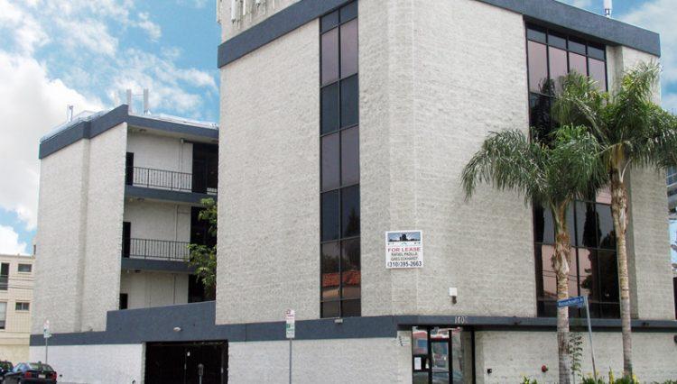 Par Commercial Brokerage - 1600 Sawtelle Boulevard, Los Angeles, CA 90025