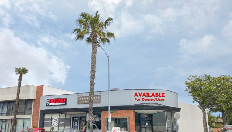 Par Commercial Brokerage -11140 - 11144 WASHINGTON BOULEVARD