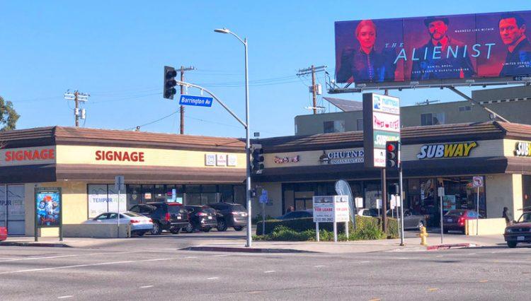 Par Commercial Brokerage - 2400 Barrington Avenue, Los Angeles, CA 90064