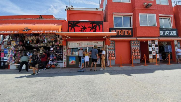 Par Commercial Brokerage - 1809 Ocean Front Walk, Venice, CA 90291