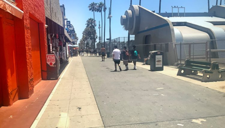 Par Commercial Brokerage - 1811 Ocean Front Walk, Venice, CA 90291