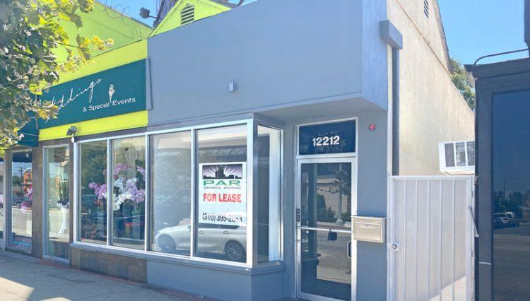 Par Commercial Brokerage - 12212 Pico Boulevard, Los Angeles, CA 90064