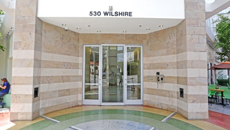 Par Commercial Brokerage - 530 WILSHIRE BOULEVARD, SANTA MONICA, CA 90401