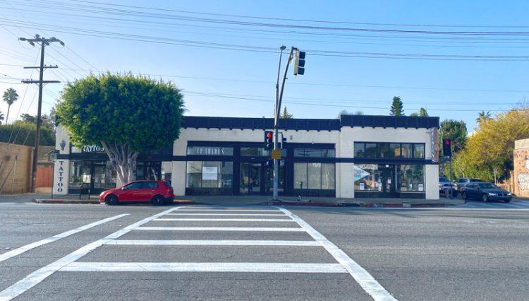 Par Commercial Brokerage - 1805 Lincoln Boulevard, Venice, CA 90291