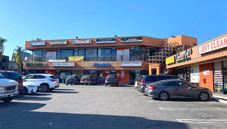 Par Commercial Brokerage -12225 -12251 Santa Monica Boulevard, Los Angeles, CA 90025